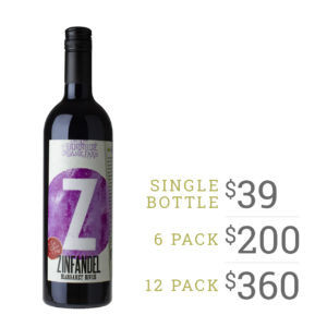 burnside organic farm zinfandel